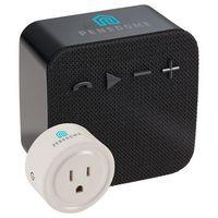 105911023-115 - Wifi Smart Plug and Alexa Speaker Kit - thumbnail