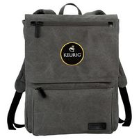 "114482631-115 - Kenneth Cole Canvas 15"" Computer Backpack - thumbnail"