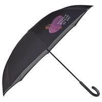 """196159553-115 - 47"""" totes® Auto Close Inbrella Inversion Umbrella - thumbnail"""