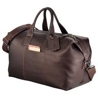 "303676809-115 - Kenneth Cole® Colombian Leather 22"" Duffel Bag - thumbnail"