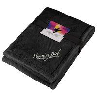 305812828-115 - Ultra Plush Faux Fur Throw Blanket with Card - thumbnail