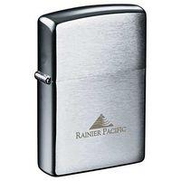 342572830-115 - Zippo® Windproof Lighter Brush Chrome - thumbnail