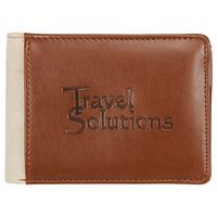 365783242-115 - Mea Huna Cotton Bi-Fold Travel Wallet - thumbnail