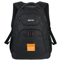 "384482629-115 - Kenneth Cole Reaction 15"" Computer Backpack - thumbnail"
