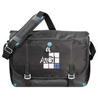 """385782891-115 - Zoom® TSA 17"""" Computer Messenger Bag - thumbnail"""