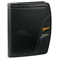 542866869-115 - Precision Zippered Padfolio - thumbnail