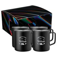 546170899-115 - Rover Camp Mug 14oz 4 in 1 Gift Set - thumbnail