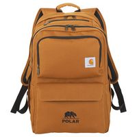 "585511227-115 - Carhartt Signature Premium 17"" Computer Backpack - thumbnail"