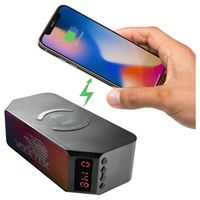 725591603-115 - Bluetooth Speaker with Wireless Charging Powerbank - thumbnail
