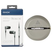 755783372-115 - Denon AH-C620R Wired Earbuds with Music Control - thumbnail