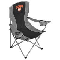 765911042-115 - Game Day Two Tone Stripe Chair (300lb Capacity) - thumbnail