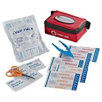 901993006-115 - StaySafe 28-Piece Compact First Aid Kit - thumbnail