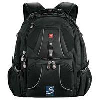 "942570953-115 - Wenger Mega 17"" Computer Backpack - thumbnail"