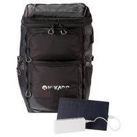 945511248-115 - Elevate Soleil Backpack w/ 10,000 mAh Power Bank - thumbnail