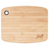 955511119-115 - Large Bamboo Cutting Board with Silicone Grip - thumbnail