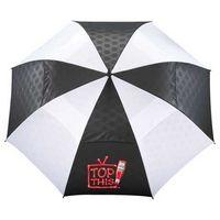 "973678472-115 - 64"" Slazenger™ Champions Vented Auto Golf Umbrella - thumbnail"