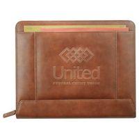 995378044-115 - Cutter & Buck® Legacy Zippered Padfolio - thumbnail