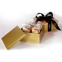104898764-116 - 2 Dozen Cookies in Box w/ Printed Ribbon - thumbnail