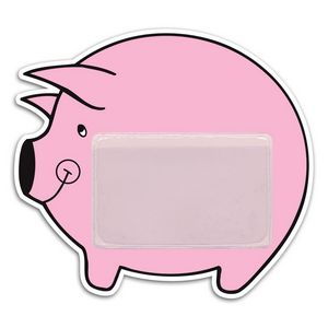 165391500-116 - Piggy Bank Pocket Magnet - thumbnail