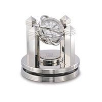 302876182-116 - Celestial Silver Gimbal Clock - thumbnail