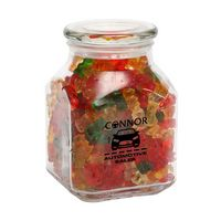 324448143-116 - Gummy Bears in Lg Glass Jar - thumbnail