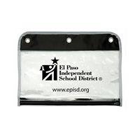 504500175-116 - Zippered Portfolio Pouch W/Three Holes - thumbnail