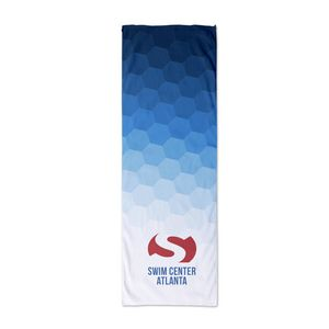 526495976-116 - 100% Polyester Fitness Cooling Towel 12x36 - thumbnail