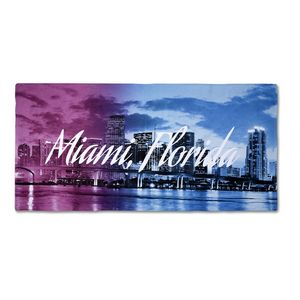 556499045-116 - Dye Sublimated Small Beach Towel - thumbnail