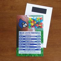 595146789-116 - Mini Bag M&Ms® on Stick Up Card - thumbnail