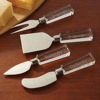 714165934-116 - Oleg Cassini Cheese Knife Set - thumbnail