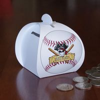 755609429-116 - Baseball Paper Bank - thumbnail