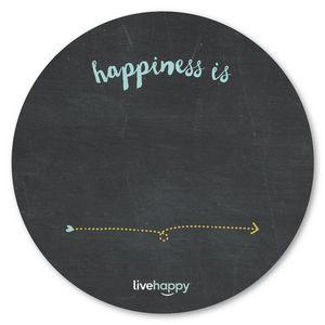 934555834-116 - Circle Chalkboard Magnet 11 Diameter - thumbnail