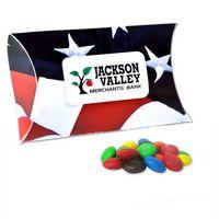 935146765-116 - Full Color Paper Pillow Pack w/ Mini Bag M&Ms® - thumbnail