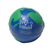 994500101-116 - Earth Stress Ball Blue/Green - thumbnail