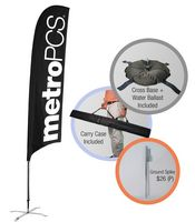 585004243-154 - Bow Flag Banner (Single Sided) - thumbnail