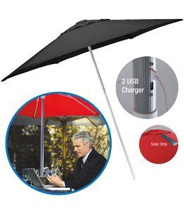 734303470-154 - Solar USB Market Umbrella - thumbnail