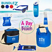 105439591-159 - A Day At The Beach Bundle Set w/Dry Bag & Cooler - thumbnail