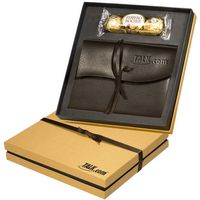 113921297-159 - Ferrero Rocher® Chocolates & Journal Gift Set - thumbnail