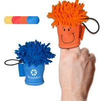 165032422-159 - MopToppers® Finger Puppet Screen Cleaner - thumbnail