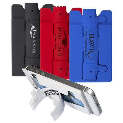 174595511-159 - Quik-Snap Thumbs-Up Mobile Device Pocket/Stand - thumbnail