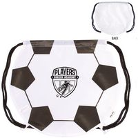 195127077-159 - GameTime!® Soccer Ball Drawstring Backpack - thumbnail