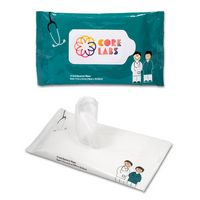 315282351-159 - Antibacterial Pouch Wipes - Doctor and Nurse (15 Count) - thumbnail