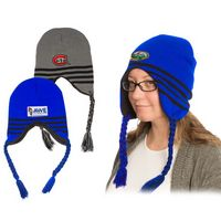 345667170-159 - Ski Beanie w/Ear Flaps - thumbnail