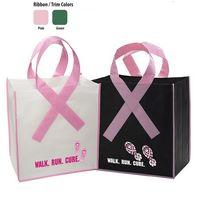 364434763-159 - Ribbon Grocery Shopper Bag - thumbnail