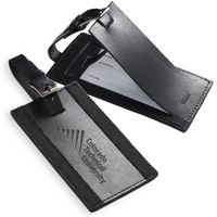 523397969-159 - Majestic™ Leather Luggage Tag - thumbnail
