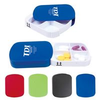 535666811-159 - 4 Compartment Pill Case - thumbnail