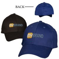 545690041-159 - Structured Stretch Fitted Cap - thumbnail