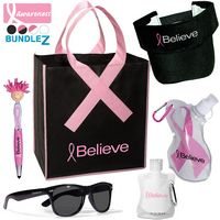 595439621-159 - Breast Cancer Awareness Event Pack Bundle w/Tote Bag - thumbnail