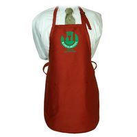 703849853-159 - Gourmet Apron w/Pockets (Dark Colors) - thumbnail