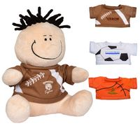 "725513587-159 - 7"" GameTime!® MopToppers® Plush Toy - thumbnail"